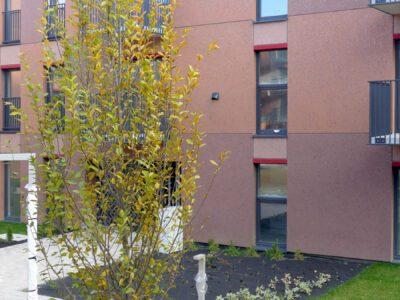 Mieszkanie Plus Katowice w budowie